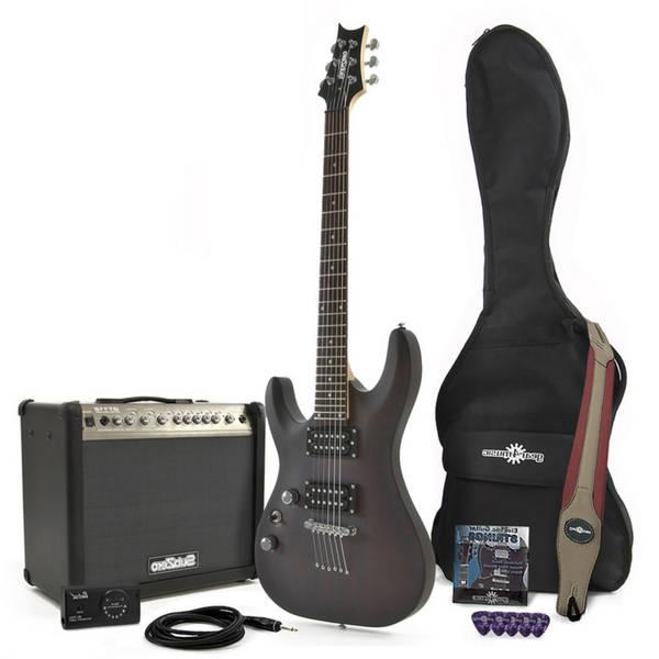 Joyeux anniversaire guitare electrique - Nouveauté