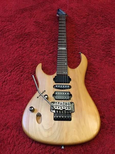 Guitare fender electrique