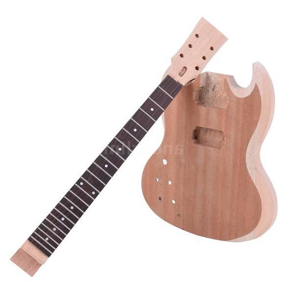 Guitare electrique luthier