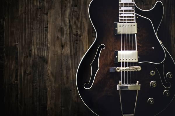 apprendre la guitare electrique