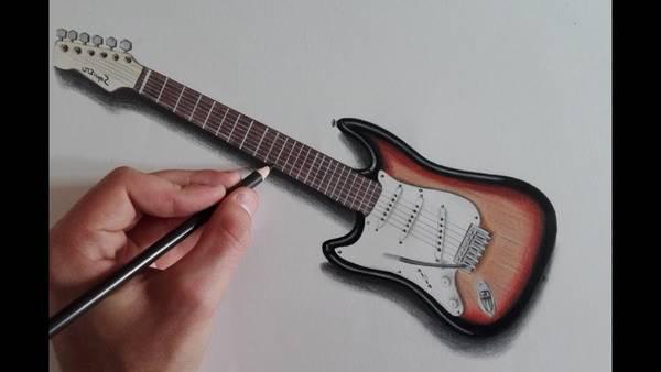 les plus beaux morceaux de guitare electrique