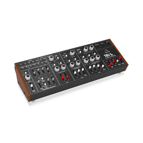 table mixage behringer