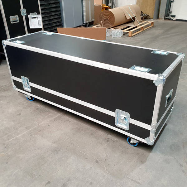 Flight case table basse