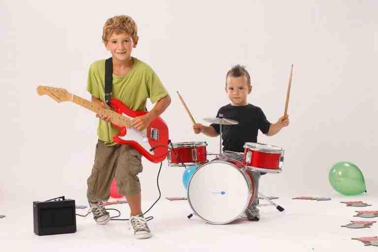 Quel âge pour debuter la batterie ?