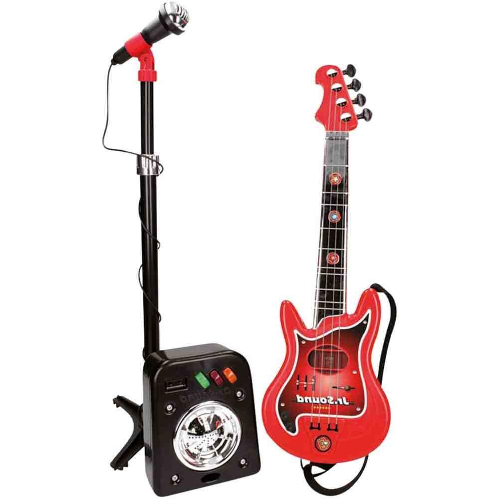 Quand a été créé la guitare électrique ?