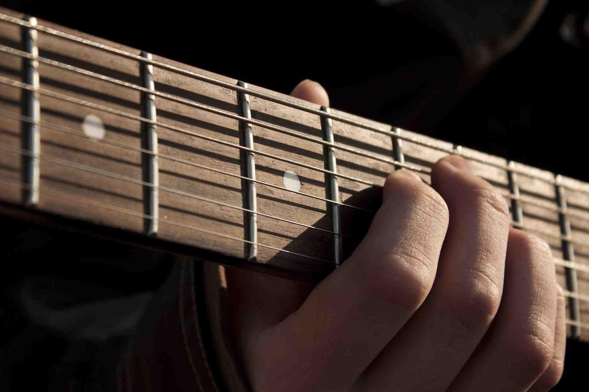 Quel type de guitare pour commencer ?