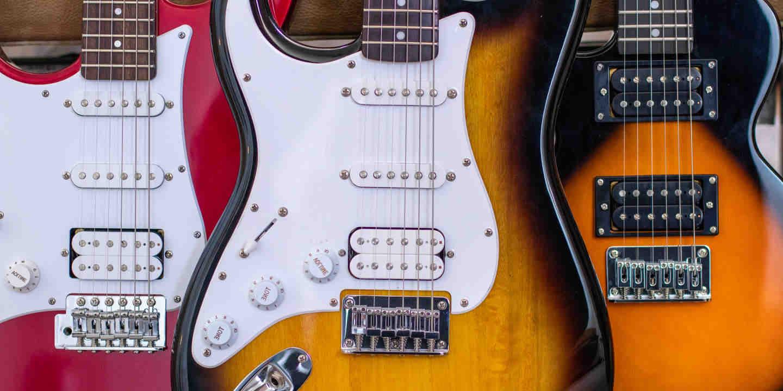 Quelle est la meilleure guitare électrique pour débuter ?