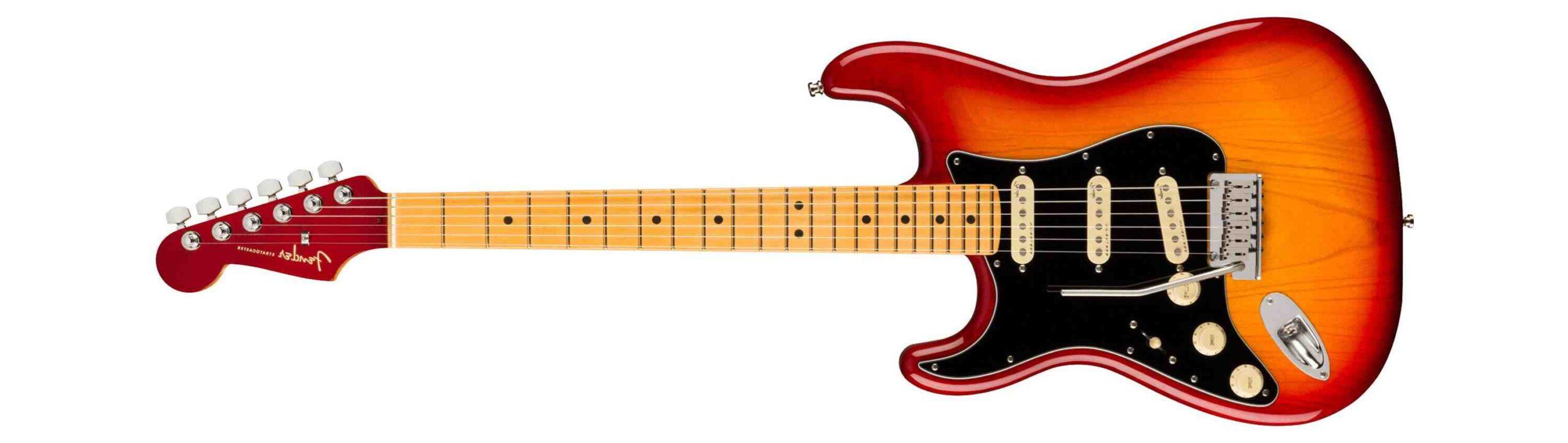 Quelle guitare type Stratocaster ?