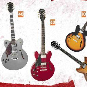 Quelle marque de guitare électrique ?