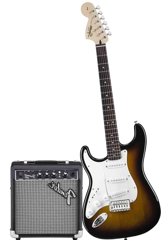 Quelle marque de guitare électrique pour débuter ?